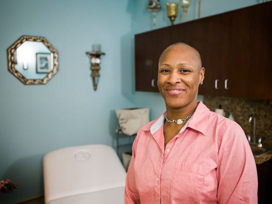 Leondra Day owns Tranquil Touch Therapy at My Salon