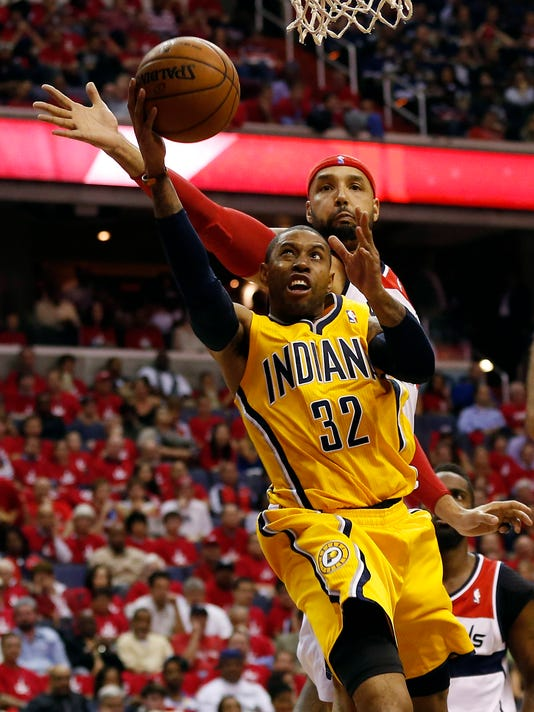 Pacers top Wizards in Game 6; rematch with Heat is next
