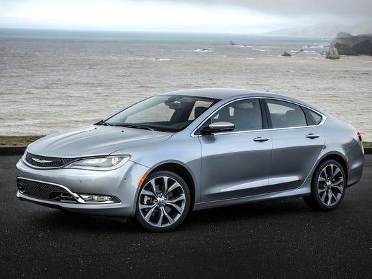 2016 Chrysler 200 C