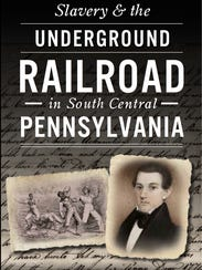 """Cover of """"Slavery & the Underground Railroad in South"""