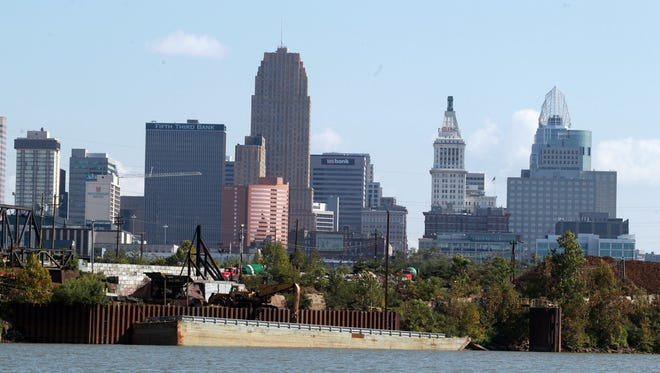 Visitors to Downtown will want to avoid southbound Interstate 71 Aug. 1