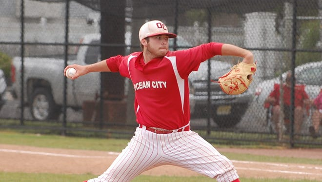 Sean Mooney struck out 10 and scattered three hits as Ocean City defeated Highland to win the S.J. Group 3 title Friday.