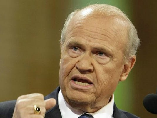 Fred Thompson, 73
