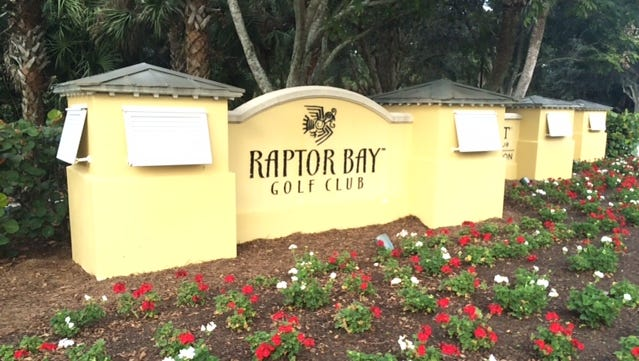 Rezoning to allow 22 story towers near the Raptor Bay golf course will be considered by the Bonita Springs City Council Wednesday.
