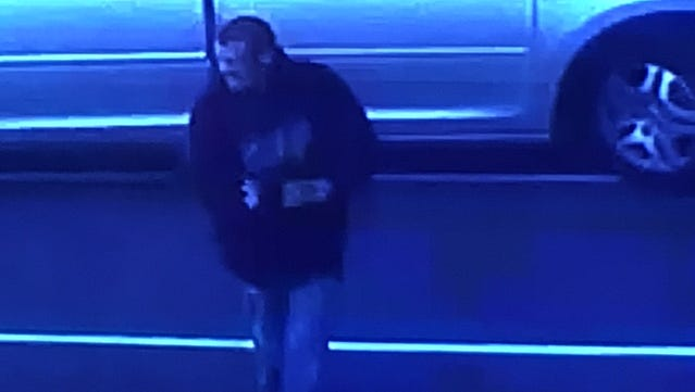 The Sparks Police Department is looking for a suspect that allegedly stole a minivan.