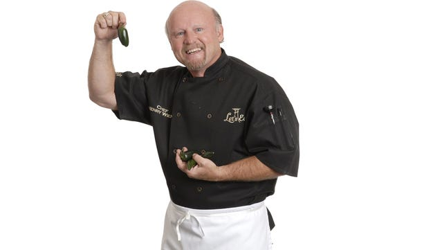 San Angelo Chef Henry Wiens , known for his contributions to the community & his passion for cooking, died today, Dec. 16, 2016.