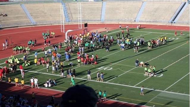 This file photo shows The Little Olympics held in 2010 at San Angelo Stadium.