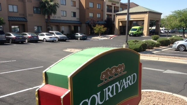 TVO North America and ASI Capital bought the Courtyard by Marriott hotel along Interstate 10 and near Airway Boulevard for $11.2 million.