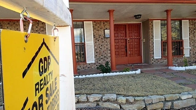 El Paso's resale home prices hit record high in 2017, the National Association of Realtors reported.