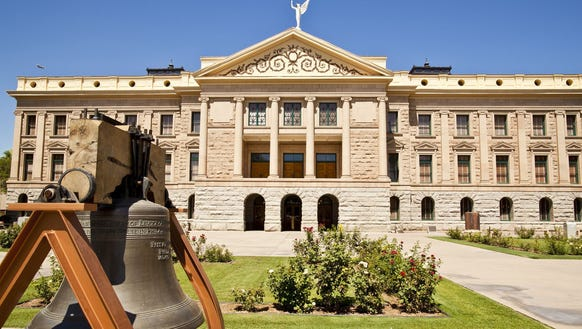 State agencies submitted annual budget requests.