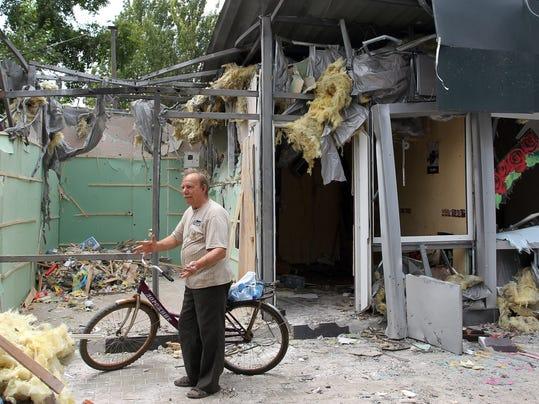EPA UKRAINE CRISIS