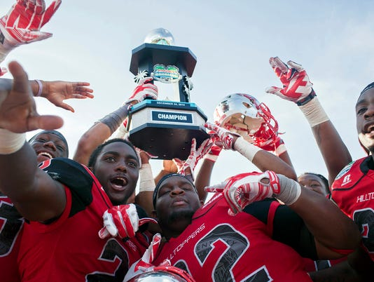 Western Kentucky Escapes Central Michigan To Win Bahamas Bowl