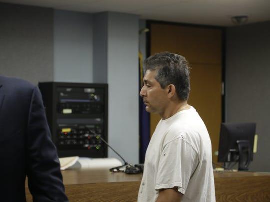 Sebastiano Quagliata, 45 of Metamora Township is charged