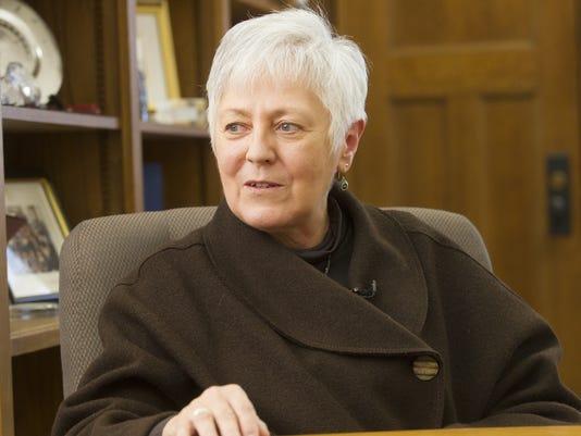 Sally Mason retirement
