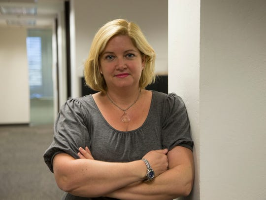 Dominique Roe-Sepowitz, a professor at Arizona State University, runs a center that studies the trafficking issue.