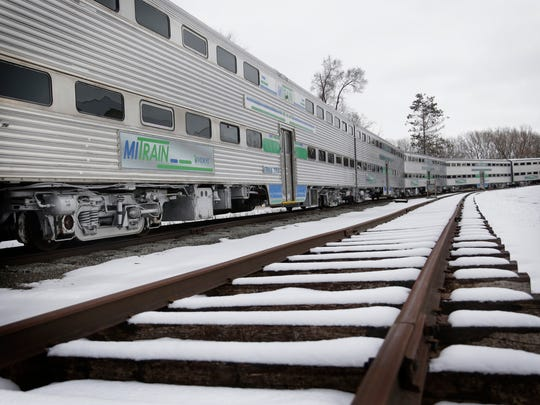 The state of Michigan is paying more than $1 million a year to lease 23 passenger rail cars it that likely won't be in use for another two to three years.