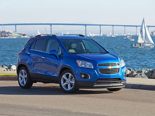 The 2015 Chevrolet Trax LTZ is one of a handful of