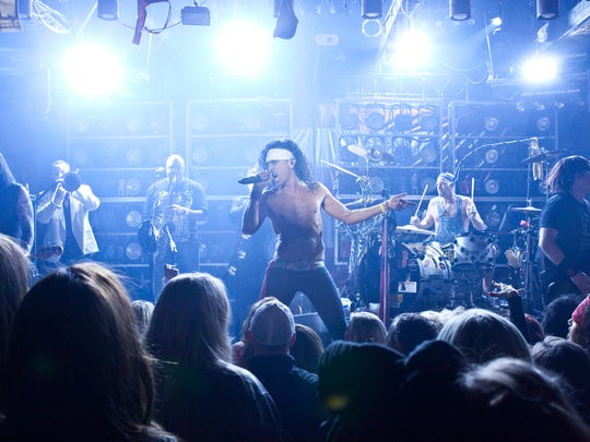 Legendary, local hair band/cover band The Velcro Pygmies