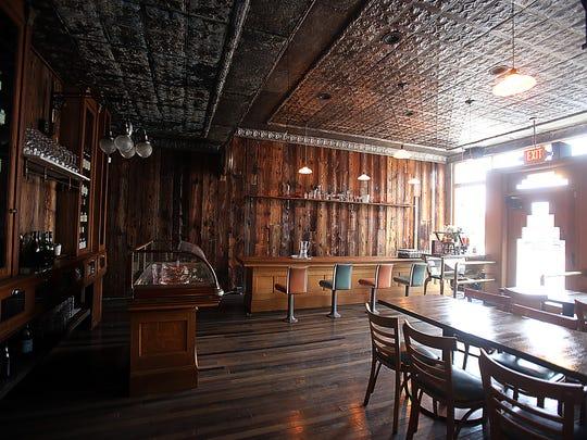 Antietam restaurant, located at 1428 Gratiot in Detroit