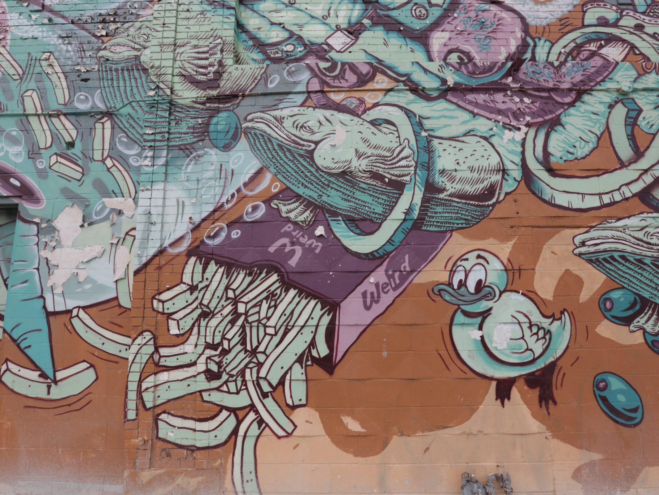 Firewall Project Street Art Map