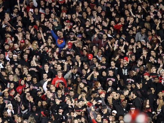 Rutgers vs Michigan State