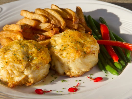 At Waypoint 622, the Jersey Shore Restaurant Week menu includes Twin Destination 622 pure colossal crab cakes.
