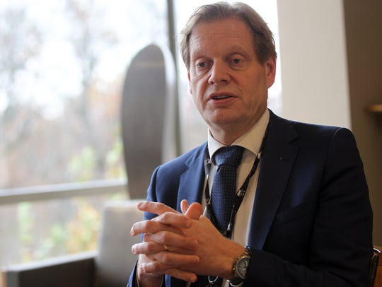 ACT's new CEO, Marten Roorda answers questions in his