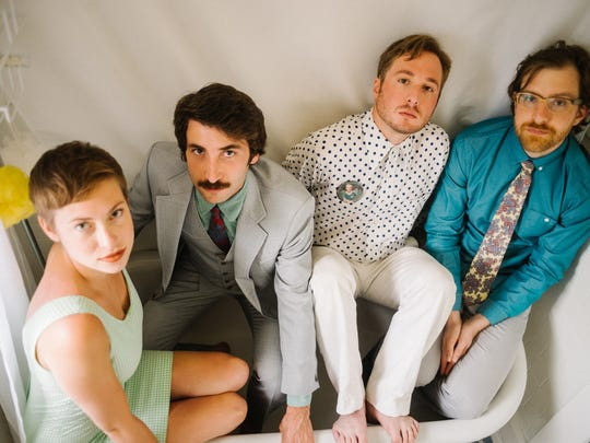 Frontier Ruckus, which has a fifth album in the works, will be at the Marble Bar.