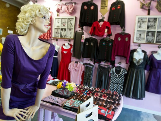 Pin-up shop takes over Asbury Park