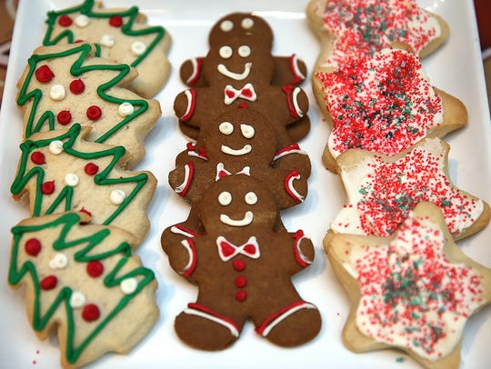 Kids ages 3 and older decorate Christmas cookies and make other yummy treats at Cookies for Santa kids cooking class Dec. 22 at Maggiano's Little Italy, 3550 E. 86th St., Indianapolis.