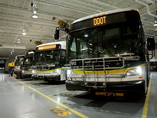 DDOT buses