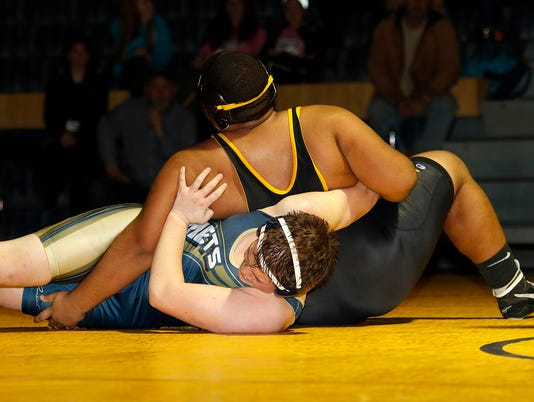 Solanco vs. Penn Manor Wrestling