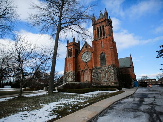 St. Paul on the Lake Catholic Church in Grosse Pointe Farms, photographed on Saturday, Jan. 23, 2016. Grosse Pointe Farms resident JoAnn Matouk Romain was last seen Jan. 12, 2010, at a prayer service at the church.
