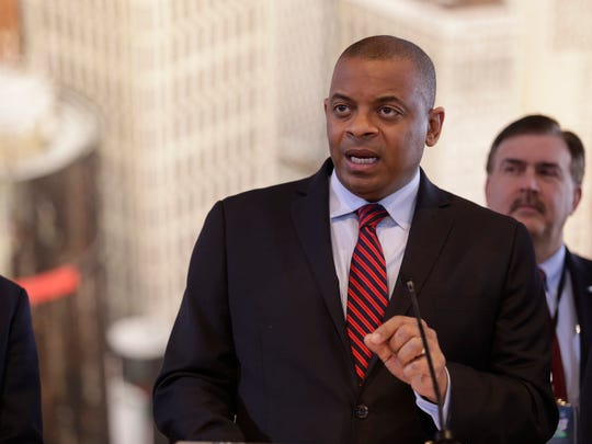 DOT Secretary Anthony Foxx.