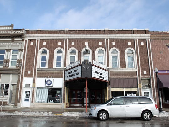The Hardacre Theater in Tipton was named to the National