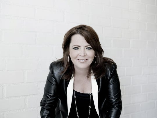 """Kathleen Madigan is using Music City """"as a fun base for half of the year"""" as she tours and does TV shows."""