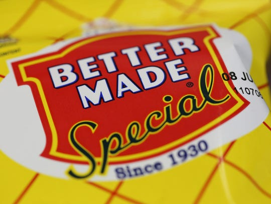 Better Made potato chips extends its reach to 14 states outside of Michigan.