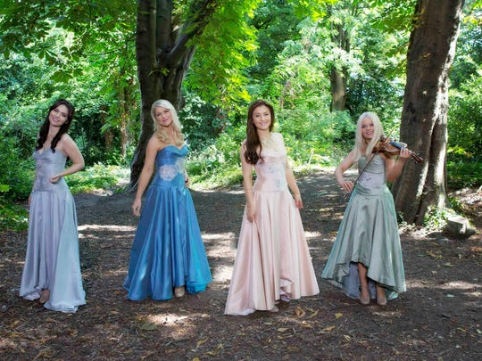 """Celtic Woman is touring in support of new album """"Destiny,"""" which was released Jan. 15."""