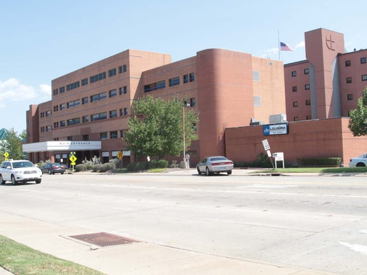 Then and Now - Glenwood Regional Medical Center