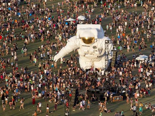 Coachella Music & Arts Festival Weekend 2