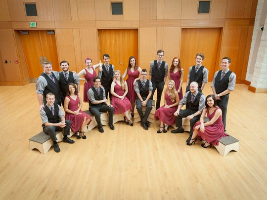 The Willamette Singers will host students from Sprague, South Salem and West Salem high schools at Willamette University's Vocal Jazz Invitational. The ensembles will perform a joint concert at 7:30 p.m. April 22 in Smith Auditorium.