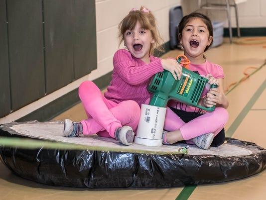 Purdy Elementary School Science Day 4