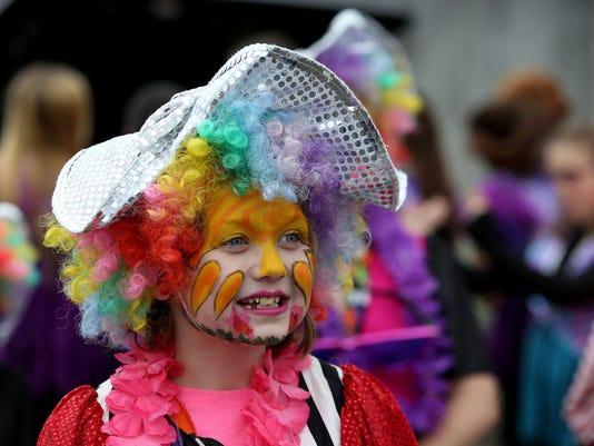 Keizer Iris Parade