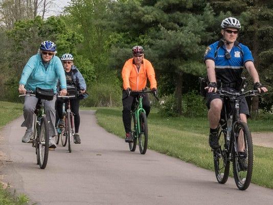 Slow-Ride Bike Ride 1