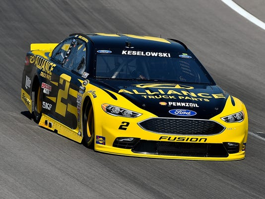 NASCAR: GoBowling 400-Practice