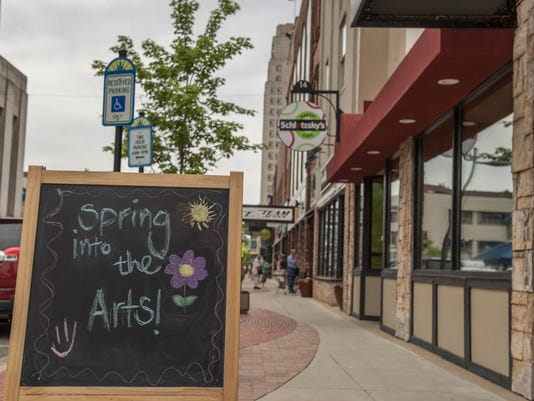Spring into the Arts 1