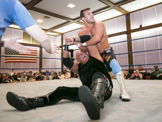 WCWC wrestling