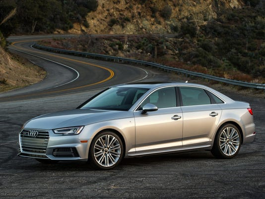 Review Audi Plays It Safe With A Sport Sedan - Audi a4 review