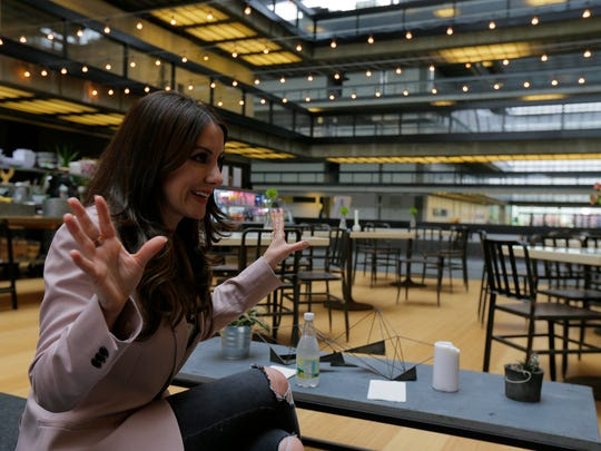 To turn out-of-date Bell Labs into Bell Works, Somerset Development has turned to Paola Zamudio, a New York designer who is trying to make the building state-of-the-art.