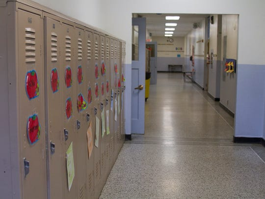The halls at Fremont Elementary went silent for the